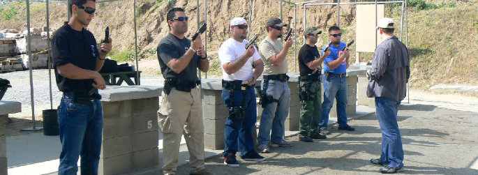 San Diego Firearm Training
