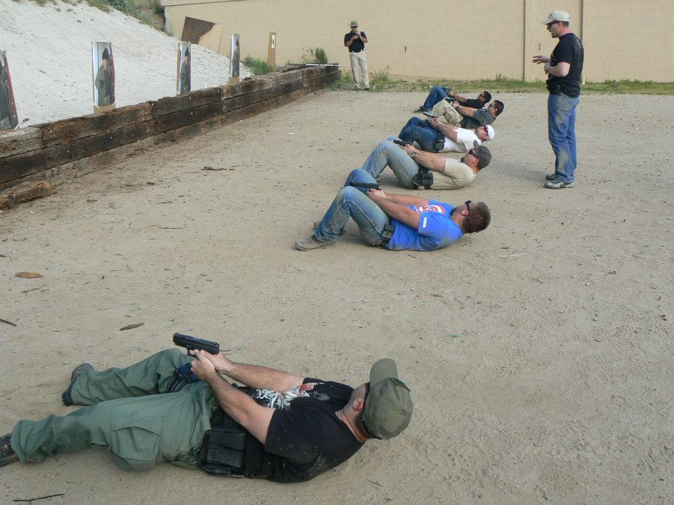Bravo Three Gun Training
