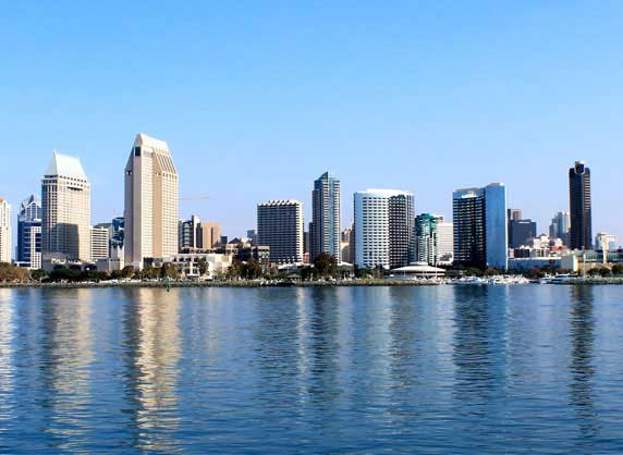 San Diego Downtown Day