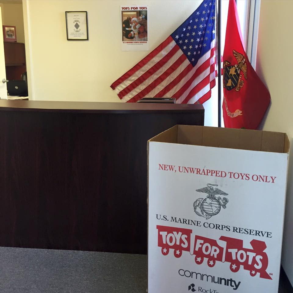 San Diego Toys for Tots